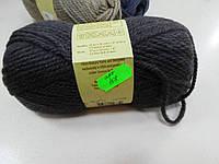 """Пряжа для вязания (100% шерсть) """"Renew Wool""""."""