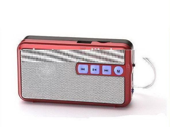 Радиоприемник c USB/SD и Bluetooth функцией. NNS NS-001 BT speaker PR2