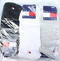 """Шкарпетки чоловічі Томму Hilfigеr короткі розмір 41-45 (1уп/12пар) """"NEW SOCKS"""" купити оптом в Одесі на 7 км"""