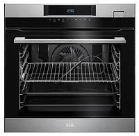 Встраиваемая духовка с паровой функцией AEG BSK782320M, фото 1