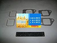 Прокладка коллектора выпускного ЗИЛ 6шт 130-1008000