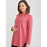 Туника для беременных и кормящих Моника MAMA TYTA (розовый, размер M)