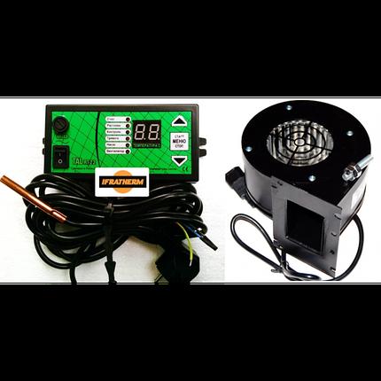 Блок управління з вентилятором TAL RT-22 + NWS-75, фото 2