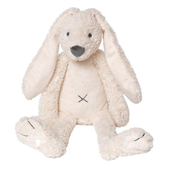 Happy Horse - мягкая игрушка Крольчонок Риччи - 28 см, цвет ivory