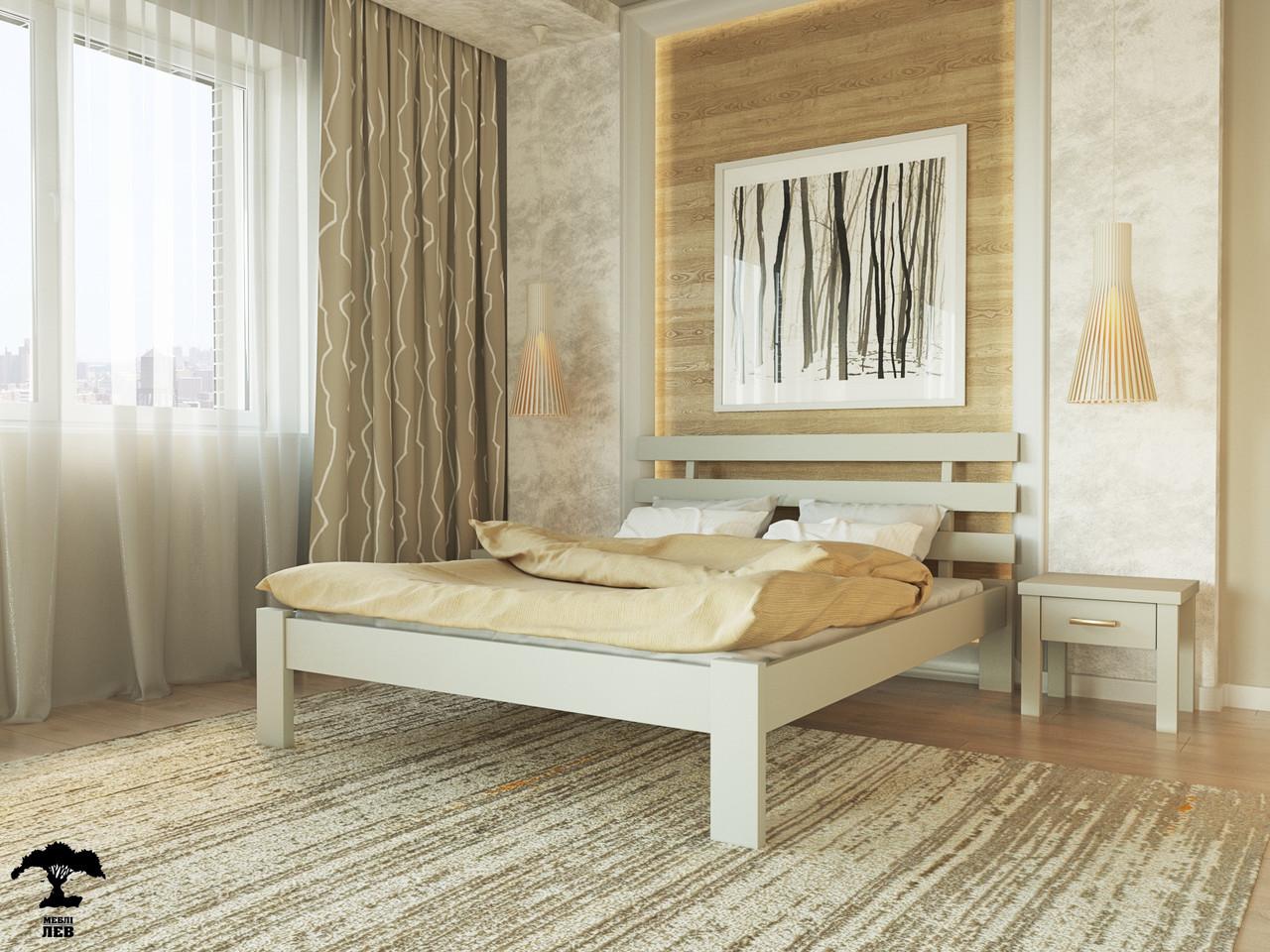 Кровать Асоль 80х190 см. Лев Мебель