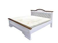 """Ліжко з дерева (масив ясена) """"Беатріс"""" 1800х2000, фото 1"""