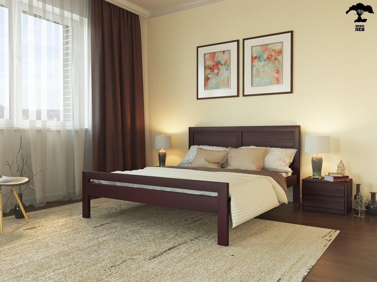 Кровать Кардинал 80х190 см. Лев Мебель