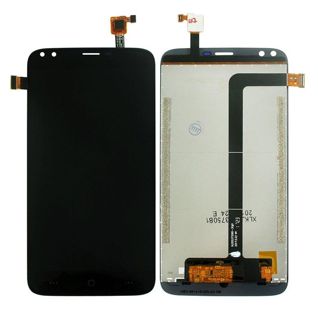 Дисплей (экран) для Doogee X30 с сенсором (тачскрином) черный Оригинал