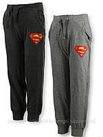 Спортивные брюки для мальчиков Superman оптом,6-12 лет.