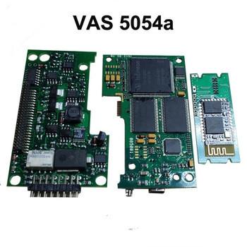 Оригинал VAS5054 VAS 5054A Одис V4.0 Bluetooth-гарнитура Поддержка про