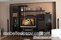 Рио 3 набор для гостиной (Мебель-Сервис)  2300х550х1706мм