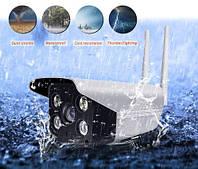 Беспроводная Wi-FiIP Камера двухсторонний аудио сигналВодонепроницаемая уличная/наружная  Видеокамера