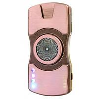 USB зажигалкаспиннер с подсветкой Розовая, КОД: 118975