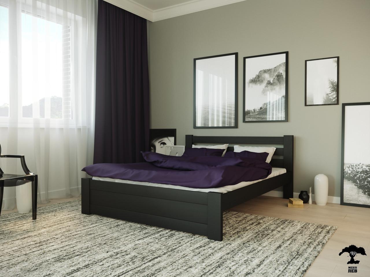 Кровать Жасмин 80х190 см. Лев Мебель