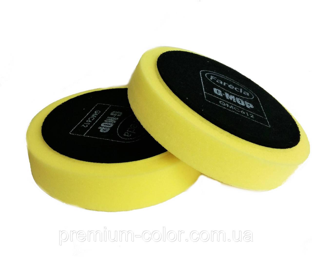 """Полировальный круг G Mop 6"""" Dry Use (средний жёлтый)"""