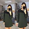 Женское шикарное платье-туника (4 цвета)