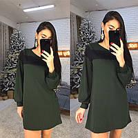 Женское шикарное платье-туника (4 цвета), фото 1