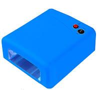 УФ-лампа, 36 Ватт, таймер 2 мин. Синяя
