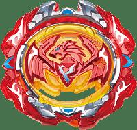 Волчок Beyblade Revive Phoenix (Бейблейд Возрождающийся Феникс) с пусковым устройством