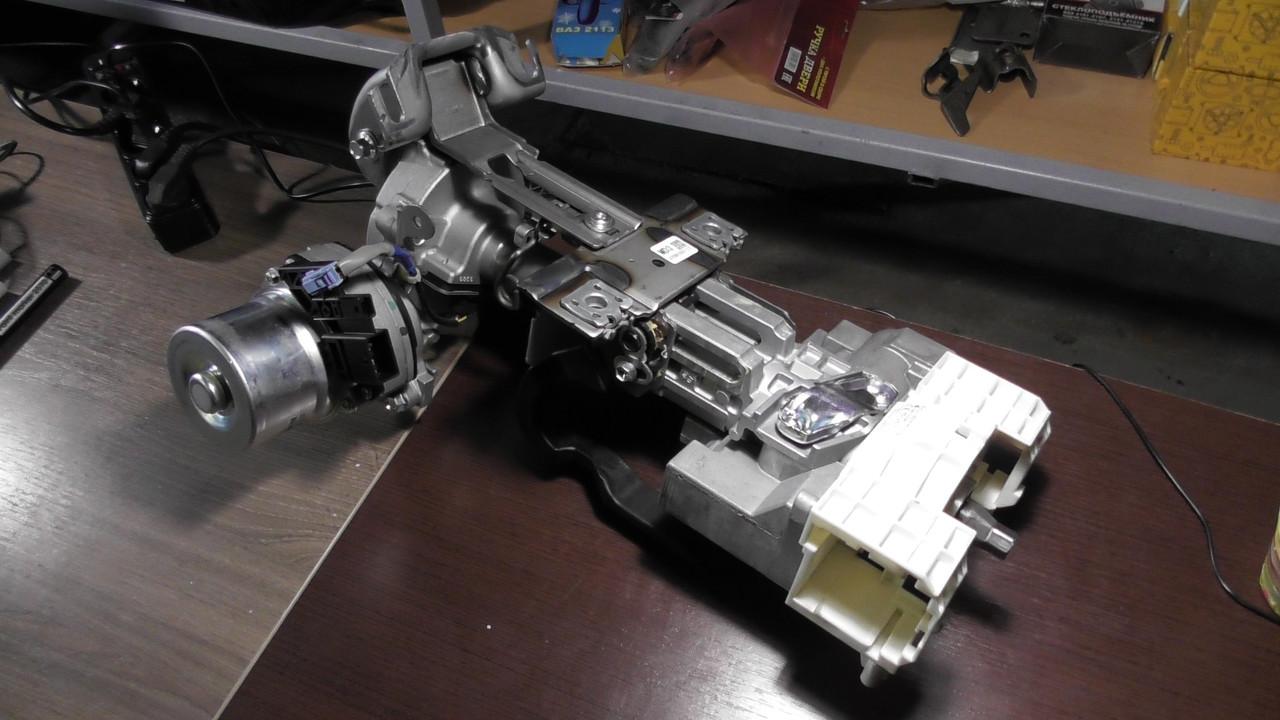 BHN16788ZA / BHR132150B Рулевая колонка с электроусилителем оригинал Мазда 3 BM