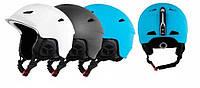 Шлем Axon  ELITE, зимний, (57-58) L Black