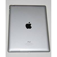 Задня кришка для планшету Apple iPad 4, срібляста, версія Wi-Fi