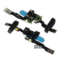 Шлейф конектора навушників, з сенсором наближення для Huawei P8 GRA L09