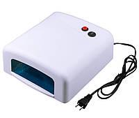 УФ-лампа, 36 Ватт, таймер 2 мин. Белая