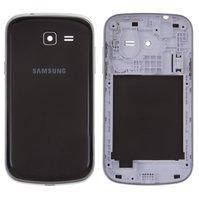 Корпус для смартфону Samsung S7390, чорний