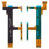 Шлейф бокових клавіш для Sony Xperia XA F3112 Dual, F3113, F3115, F3116 Dual