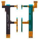 Шлейф боковых клавиш для Sony Xperia XA F3112 Dual, F3113, F3115, F3116 Dual