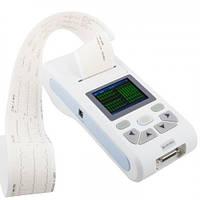 Электрокардиограф 100G: портативный 1/12 канальный