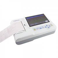 Электрокардиограф 600G:портативно/стационарный 6/12 канальный