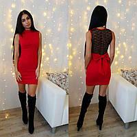 Женское модное облегающее платье (2 цвета), фото 1