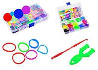 Детский набор для плетения браслетов Loom Bands
