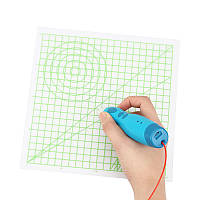 220 * 220 * 0.5 мм Основная панель графической копии Дизайн Матовый рисунок Набор Для 3D-печати Ручка Часть 1TopShop