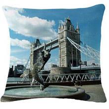 Наволочка декоративная «Лондон»