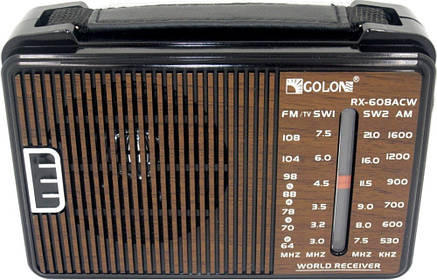 Радиоприемник GOLON RX-608ACW Распродажа, фото 2