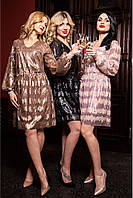 Женское вечернее платье с пайетками SL 1117 (р 42-48), фото 1