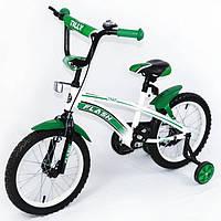 """Велосипед двухколесный Flash 16"""" T-21645 Green"""