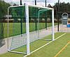 Футбольные ворота RomiSport (алюминиевые) для мини-футбола 3х2 м. FM-0014-FT, фото 2