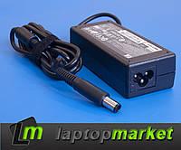 Блок питания HP 18.5V, 3.5A, 65W, 7.4*5.0мм, black + сетевой кабель питания (ADP-65HB B)