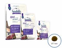 Корм Bosch (Бош) Sanabelle Adult Ostrich для взрослых кошек живущих в помещении с мясом страуса, 2 кг
