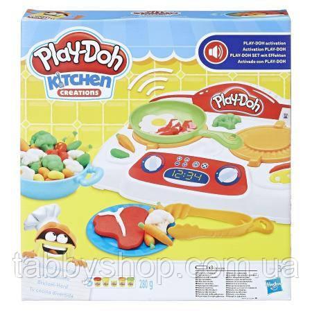 """Игровой набор HASBRO Play Doh """"Кухонная плита"""""""