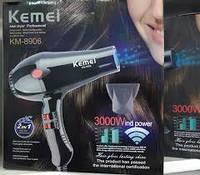 Фен Kemei KM8906