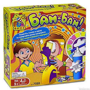 Настольная развлекательная игра  Бам-Бам, фото 2