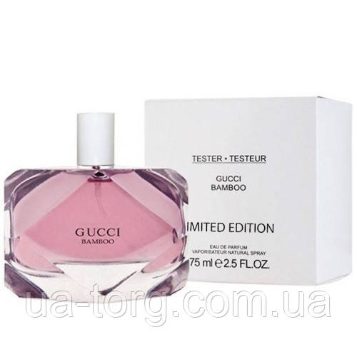Тестер женский Gucci Bamboo Limited Edition 75ml