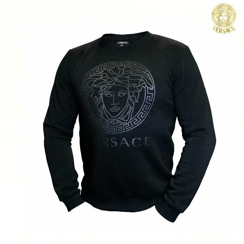 Чоловічий світшот толстовка Versace светр батник Версаче