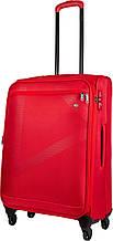 Средний тканевый чемодан Carlton Anchor 122J469;109, 60л., красный
