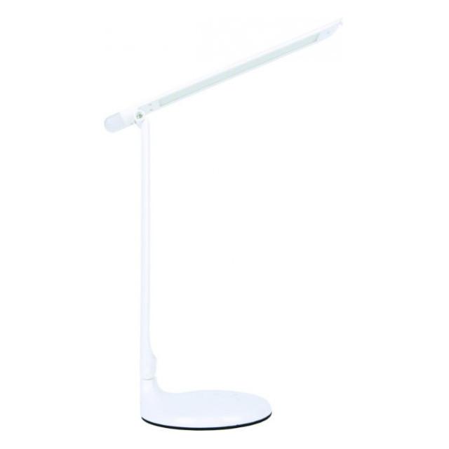 Світильник настольний LED 10W (білий) +ночник 150*150*600мм (TL-01W) ТМ LUXEL